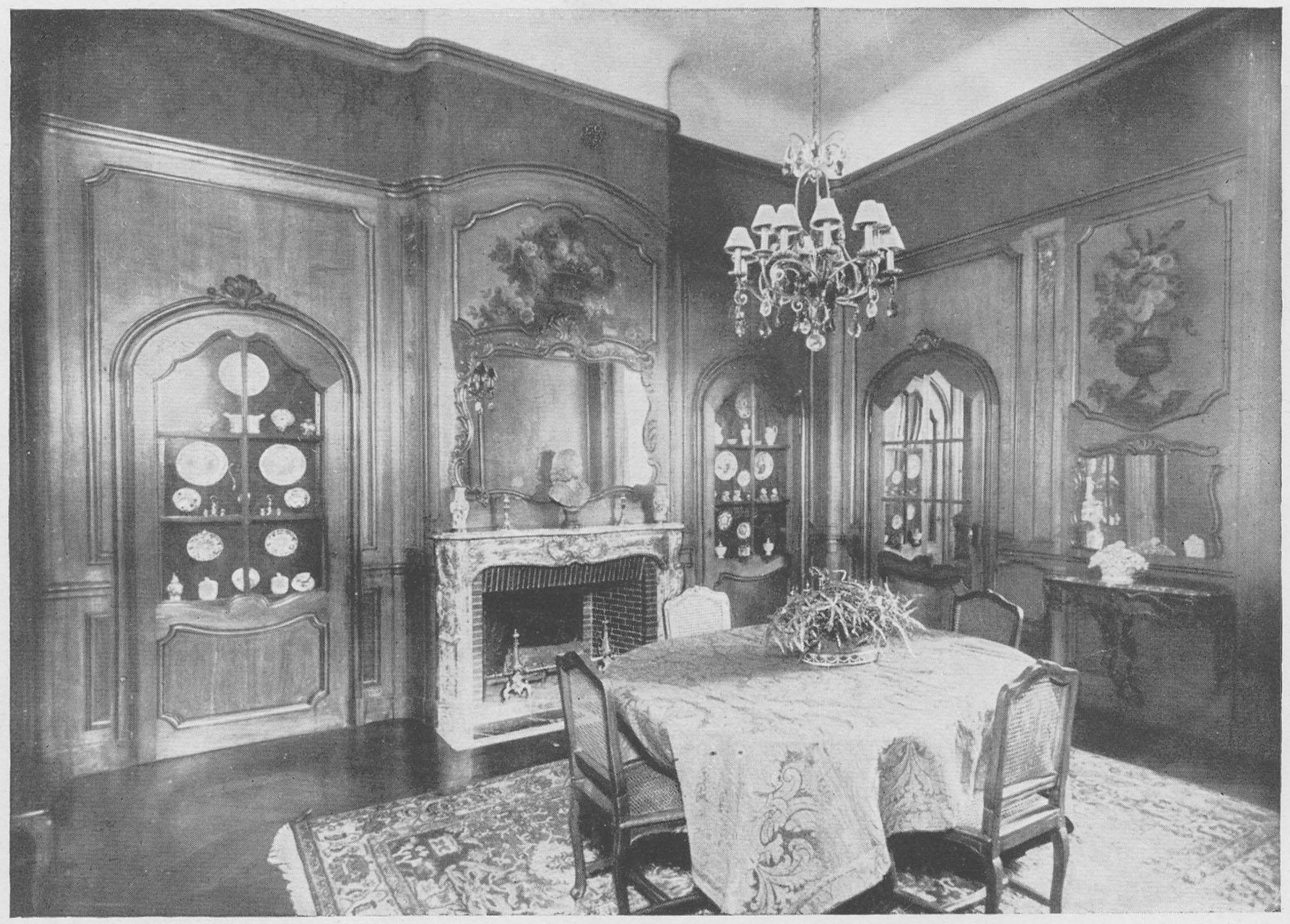 la salle manger les collections table. Black Bedroom Furniture Sets. Home Design Ideas